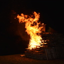 Easter Vigil Rainbow and Easter Fire photo album thumbnail 16