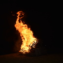 Easter Vigil Rainbow and Easter Fire photo album thumbnail 12